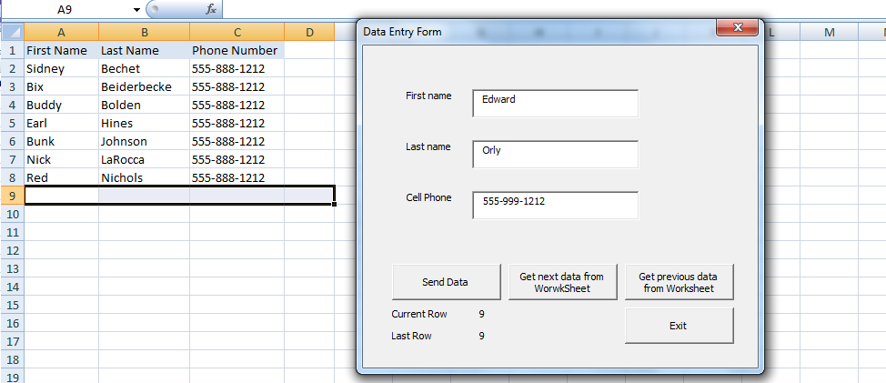 Advanced userform in excel vba tutorial by exceldestination.